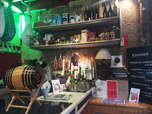 El Economato de Restaurante Sukalde Bilbao
