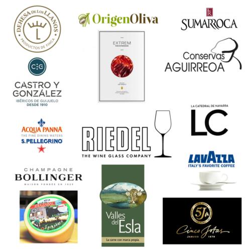 proveedores y marcas de restaurante Sukalde Bilbao