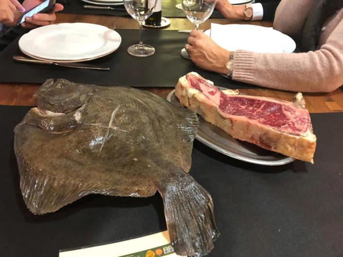 Restaurante Asador Bilbao - Sukalde